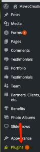 Plugins Screenshot