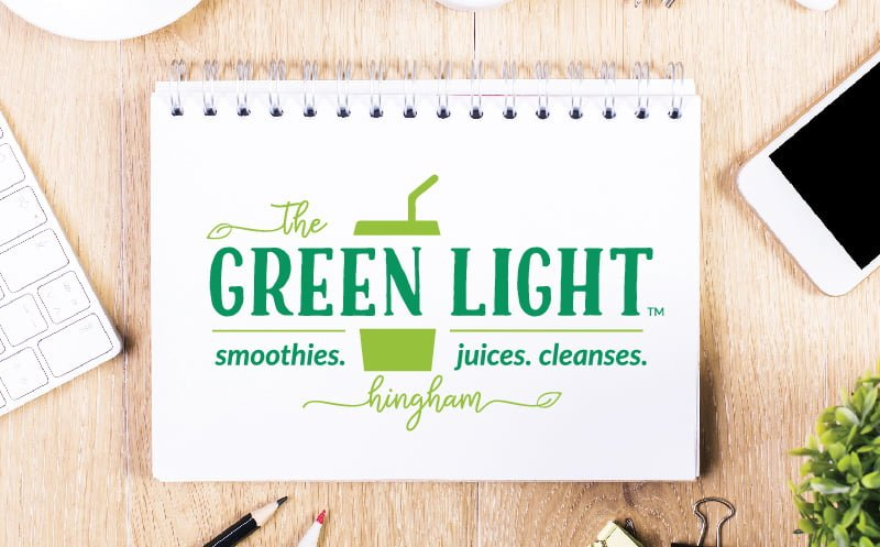 The Green Light Branding