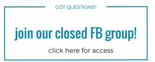 MavroCreative Besties Closed Facebook Group