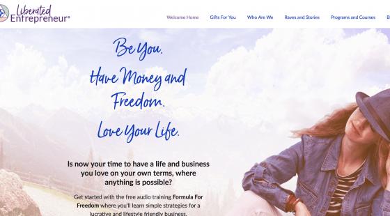 liberated entrepreneur