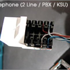Leviton Cat5e Jack Wiring Diagram Zama Carburetor Fuel Line How To Wire An Ethernet And Phone Using A Single Cable Tel Jpg