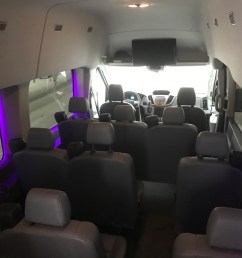 ford e 350 4wd passenger van interior seating [ 2560 x 1920 Pixel ]