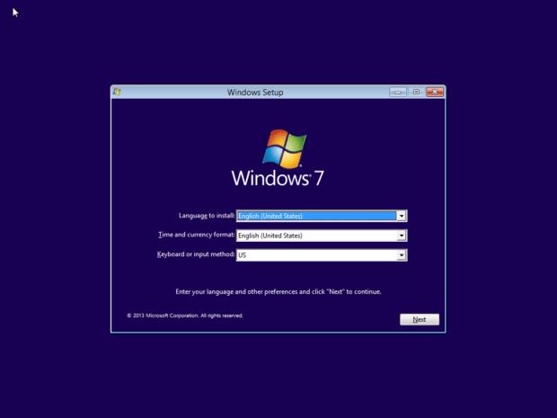 Windows 7 Ultimate [Full] ตัวเต็ม 32bit 64bit ISO ไฟล์เดียว 2019