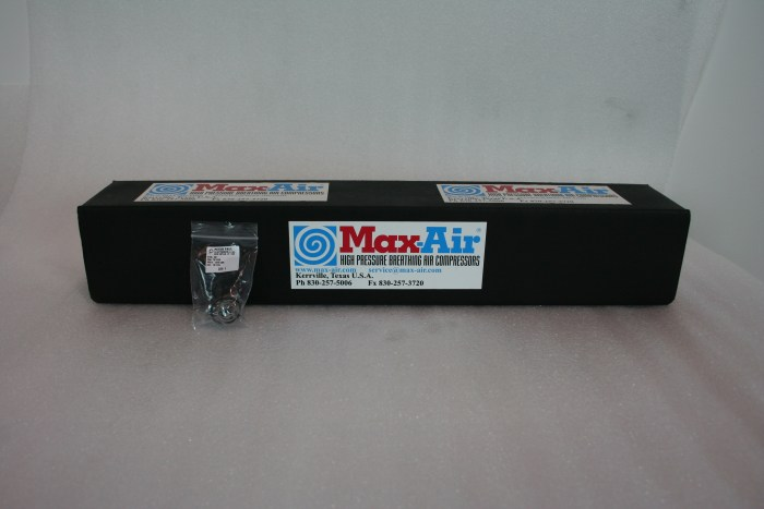 Max-Air 2K1 Solenoid Repair Kit for 12v 150psi Solenoid