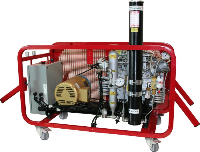Max-Air 90 E1 or E3 PCAC Air Compressor