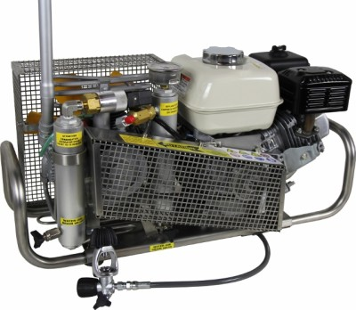 Max-Air® 35 STD GS (Stainless Steel Frame) Air Compressor