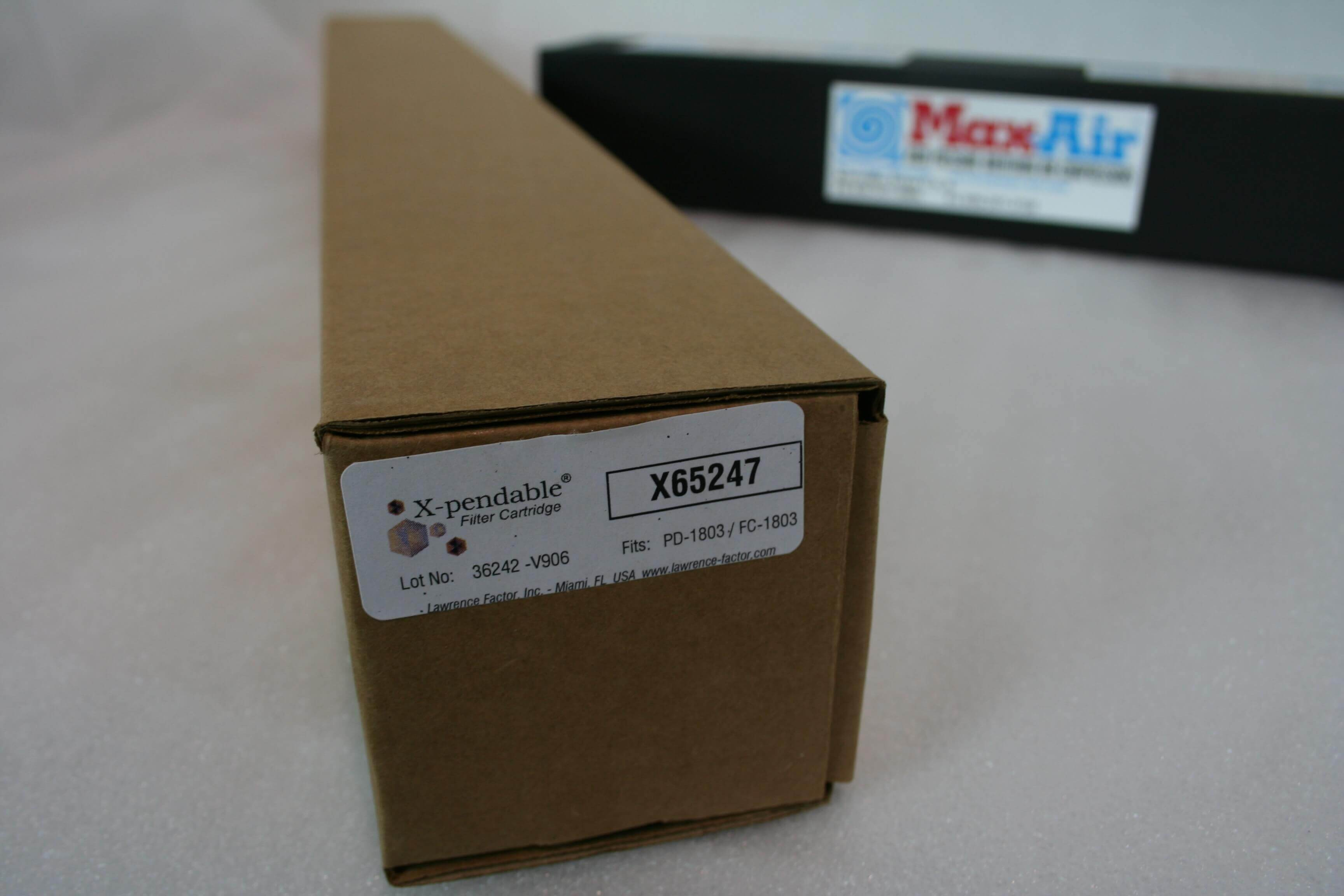 Max-Air 55/90 35,000 CFT Purification Cartridge LF-65247
