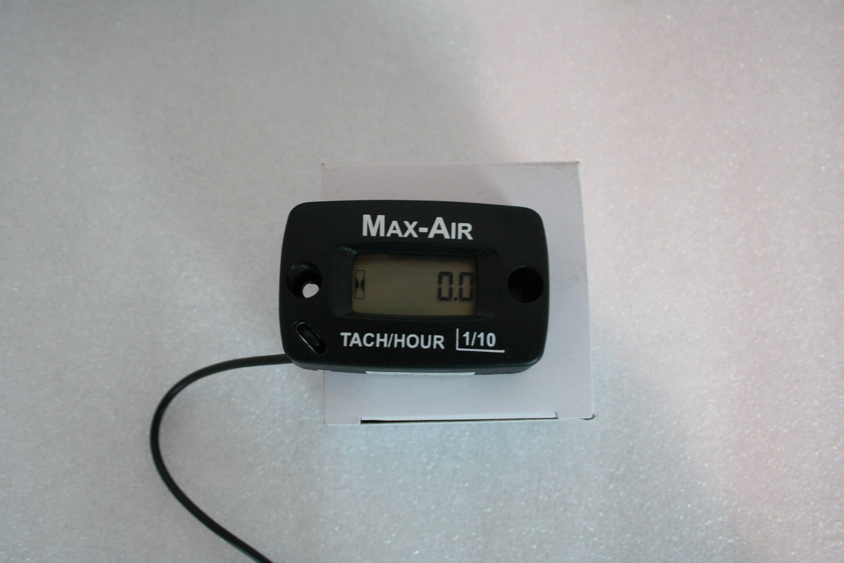 Max-Air Tiny Tack / HR Meter MA-201