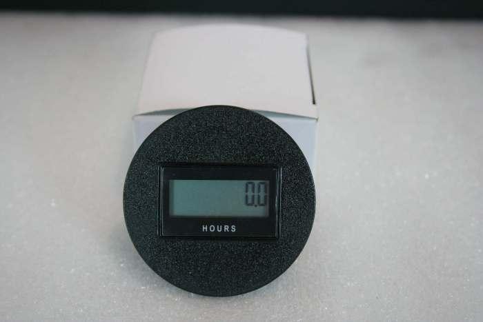 Max-Air Anti-Vibration Digital HR Meter MA-201 D