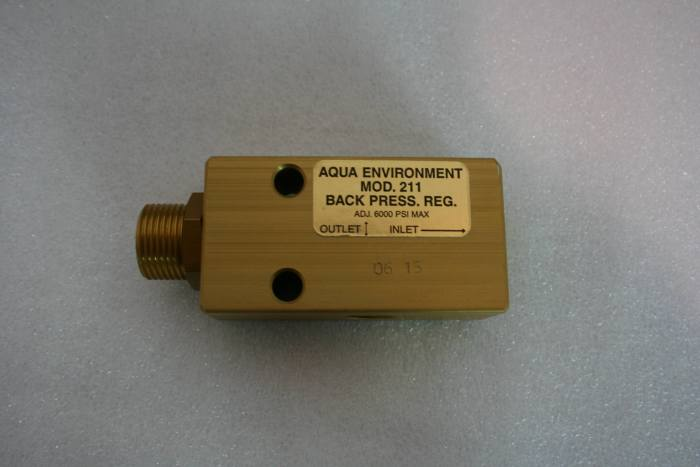 Max-Air Pressure Maintaining Valve MA-211