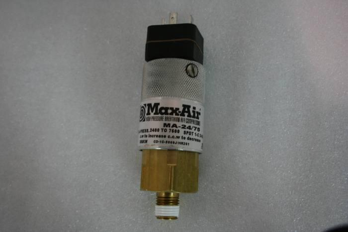 Max-Air MA-24/75 Pressure Switch