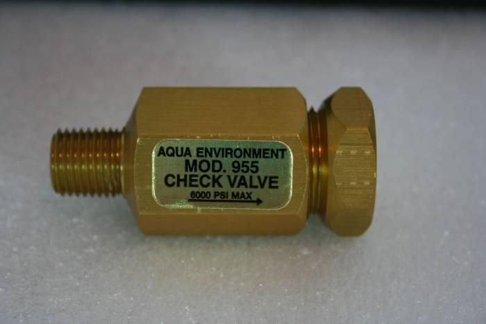 Max-Air Check Valve MA-955