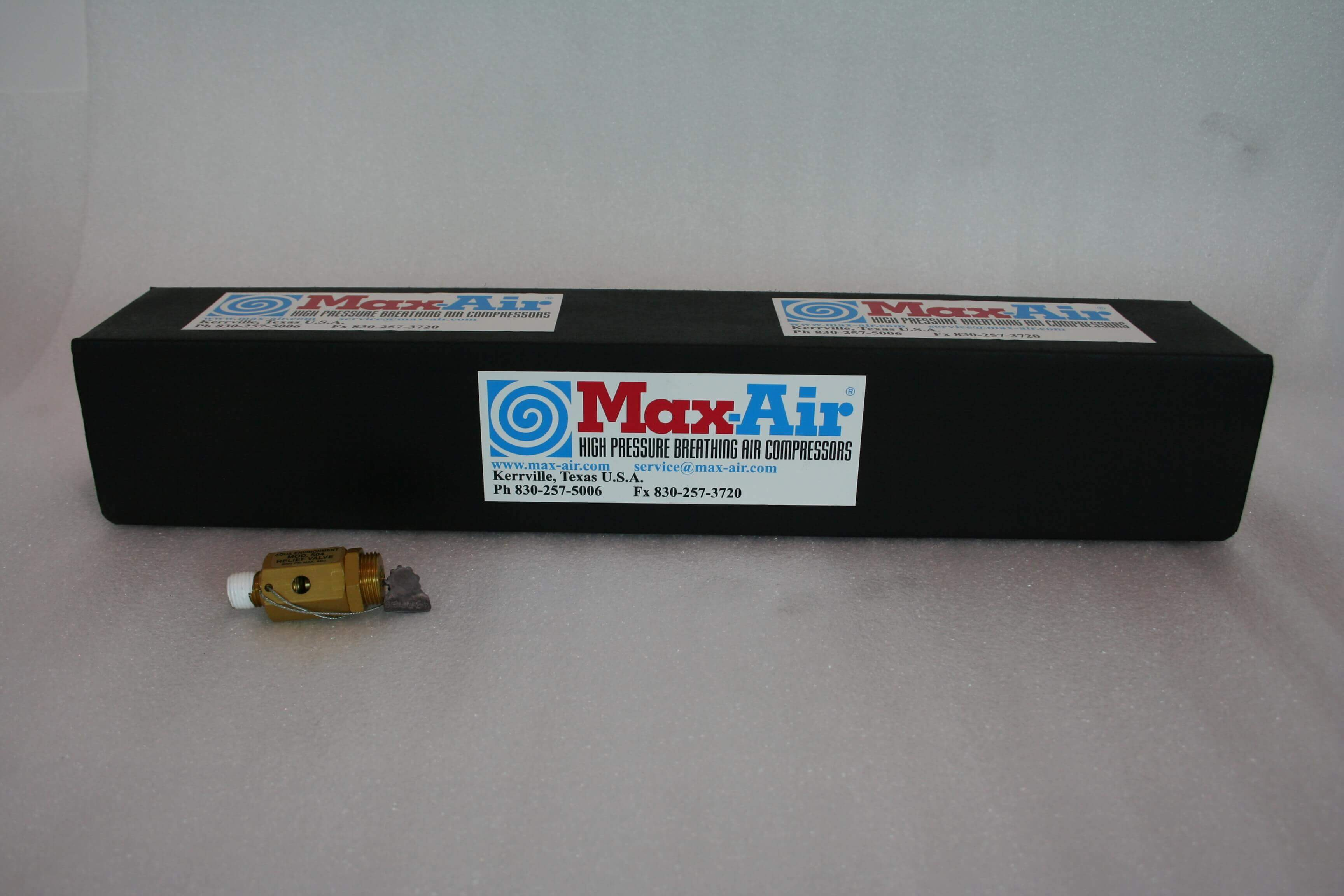 Max-Air Safety Relief Valve RV-504