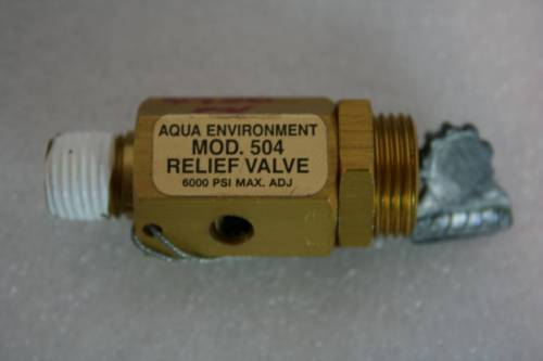 Max-Air Final Safety Relief Valve RD-504