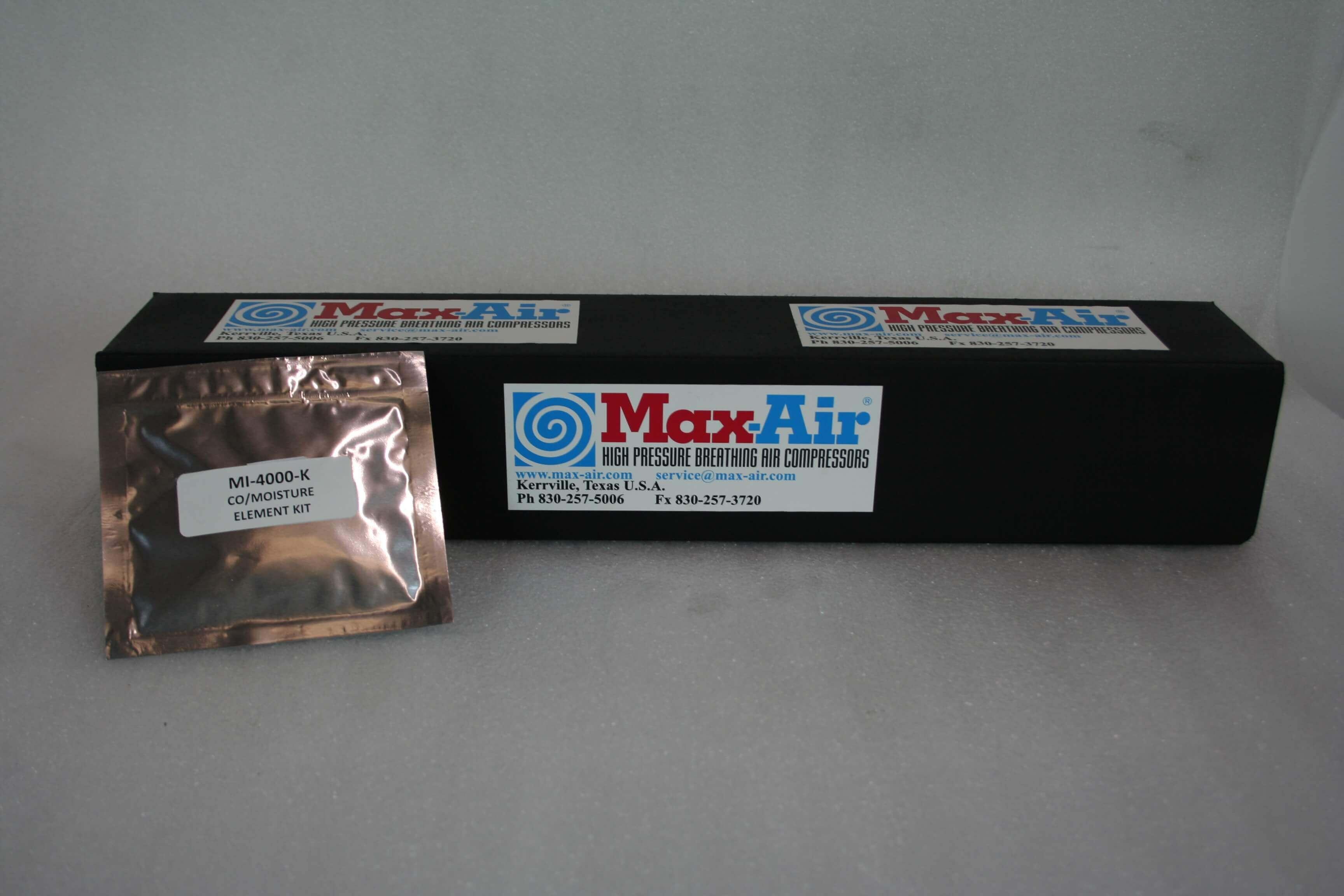 Max-Air MI-4000K CO/Moisture Element Kit