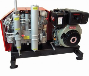 Max-Air 55 STD DY Air Compressor