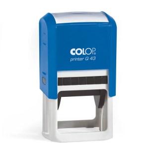 Colop Q43 niebieski
