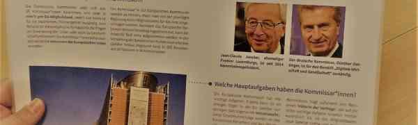 EU-Kompaktkurs am Max-Weber-Berufskolleg