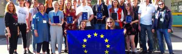 Europa zu Gast am Max-Weber-Berufskolleg