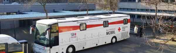 Blutspendeaktion vom 21.01.2019 bis zum 23.01.2019 am Max-Weber-Berufskolleg