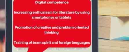 B.Smart4Europe - Kommt mit auf eine digitale Lesereise!