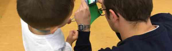 Digitalisierung in Kinderschuhen – Ein Projekt der IT-Oberstufe des #MWBK