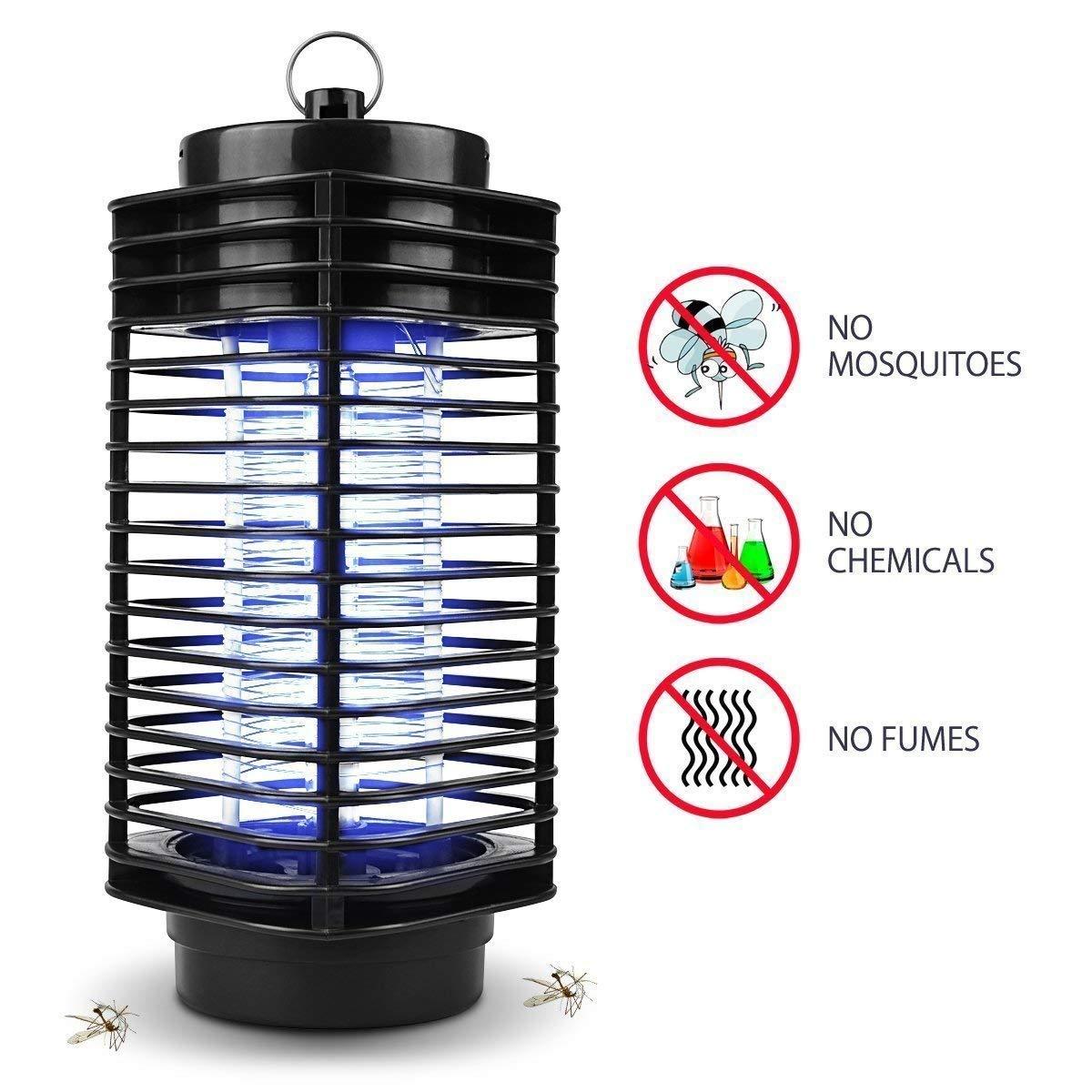 Meilleure Lampe Anti Moustique Efficace Notre Avis Et Comparatif