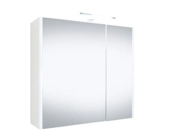 Best Design Happy Mdf Spiegelkast Verlichting 60x60cm
