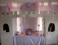 How to make a princess party in 48 hours flat