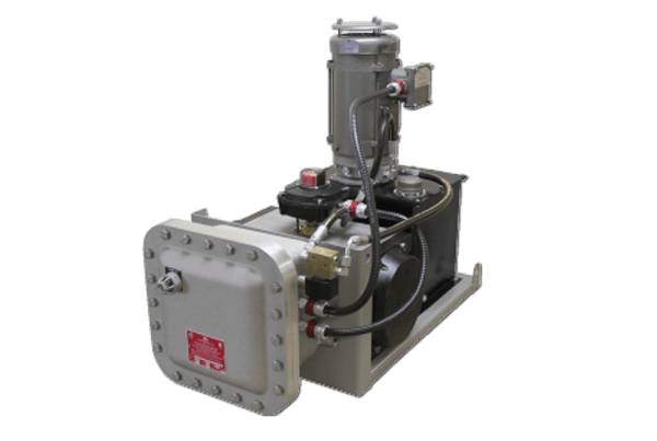 EH Series – Electro-Hydraulic Actuators – Max-Air Technology