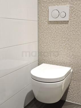 Tegels brengen kleur en sfeer in badkamer en toilet  Maxaro