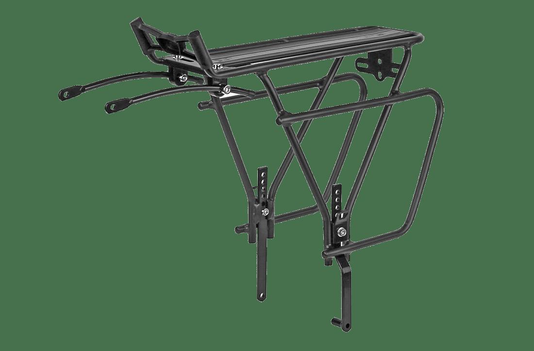 Rear carrier rack