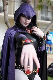 Raven - Teen Titans Cosplay`