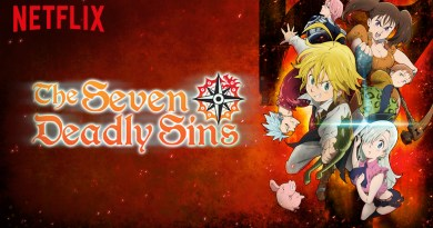 NetFlix Original Seven Deadly Sins