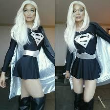 cosplay - superwoman
