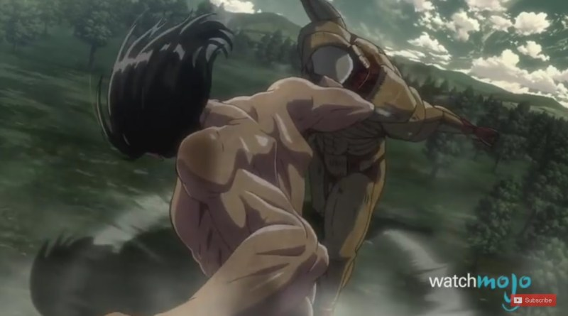 Top 10 Anime Fights - Attack on Titan