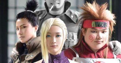 Naruto Shippuden Cosplay