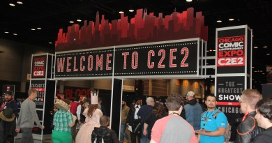 Welcome to C2E2