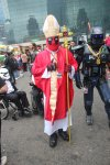 Pope Deadpool Cosplay - NYCC 2018