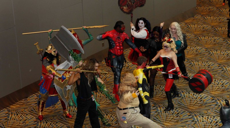 DC Fight - Youmacon 2019 - Cosplay