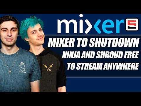 Mixer Shut Down