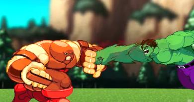 (88) Hulk VS Juggernaut - Bruce Banner vs Cain Marko