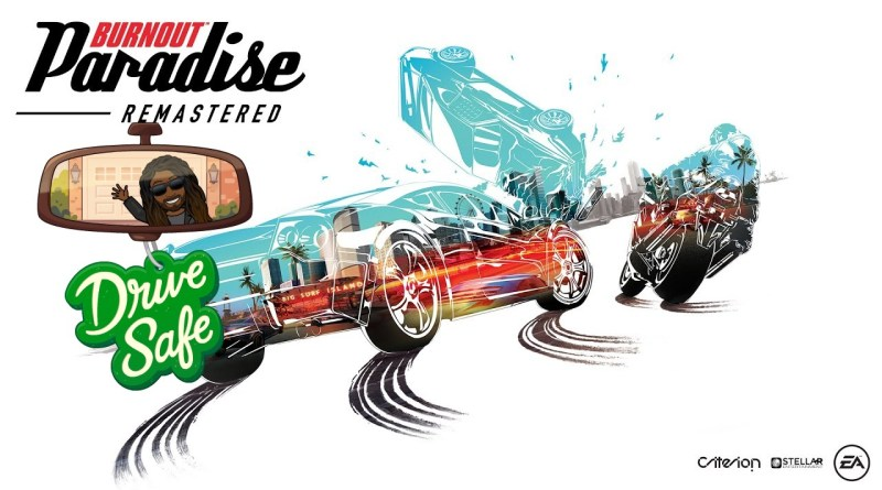 Burnout Paradise SuPERHiGHMcFLYY