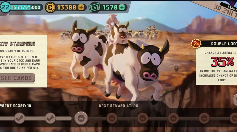 South Park Phone Destroyer - Cow Stampede