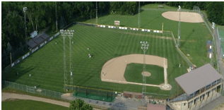 SpringField Baseball Field - TownBall Fields of MN