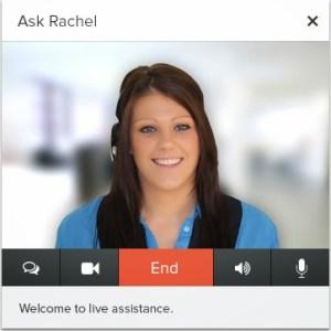Fragen Sie Rachel
