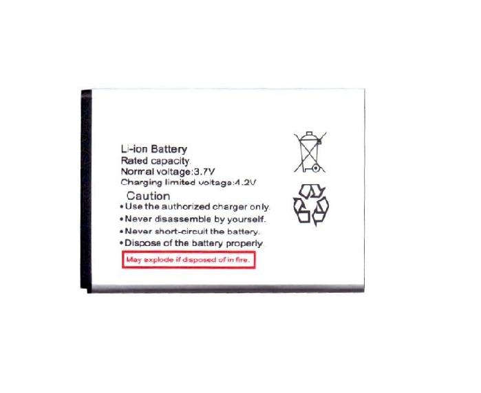 Battery for Lenovo A880 by Maxbhi.com