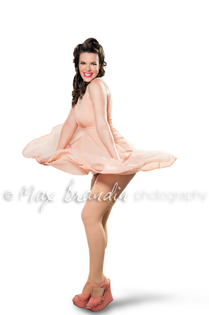 Pin Up Style Photoshoot  Senior Pictures Ideas
