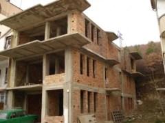 Incomplete apartments in Svet Vlas