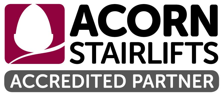 Stairlift - Acorn - Logo - Partner
